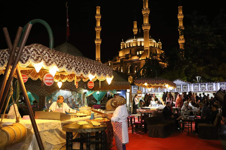 Kırıkkale'de Ramazan Etkinlikleri Başladı