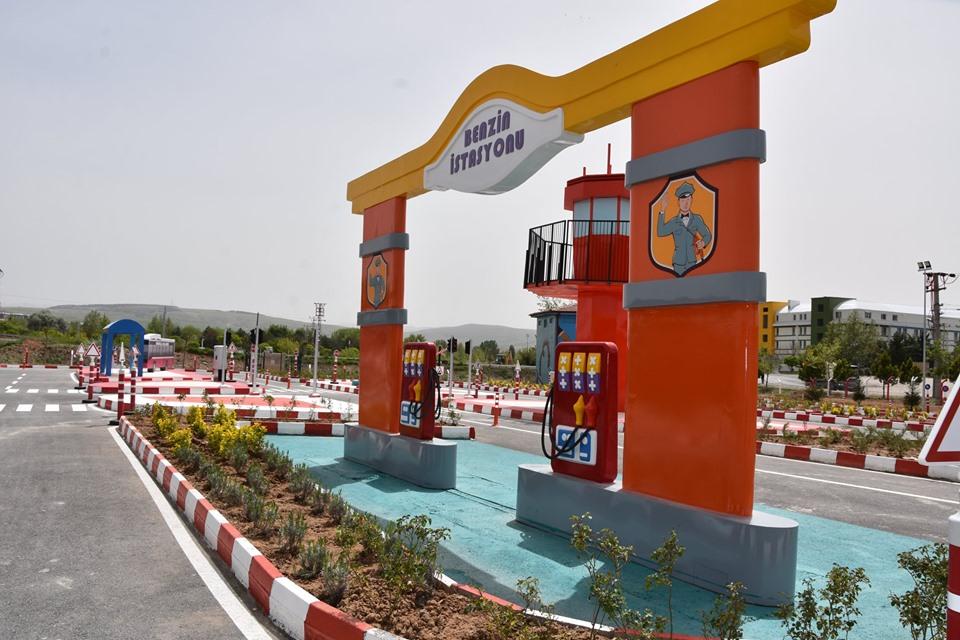 Çocuk Trafik Eğitim Parkı Açılıyor
