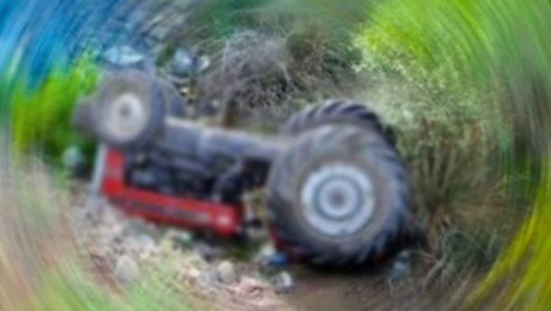 Traktör Römorkunun Altında Kalan Kişi Öldü