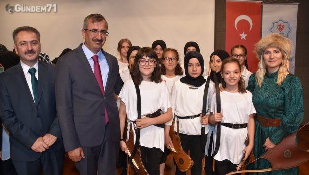 Kırıkkale Yaz Kuran Kursları Kapanış Programı Düzenlendi