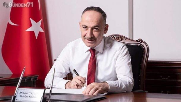 """Mehmet Saygılı: """"Nice Bayramlara"""""""