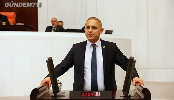 """Ahmet Önal: """"MKE Genel Müdürlüğü Kırıkkale'ye Taşınsın"""""""