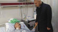 Ahmet Önal Yüksek İhtisas'ta Yaşanan Sorunlar Hakkında Açıklama Yaptı