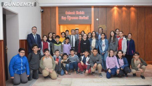 Kırıkkale KOP Öğrenme Merkezi Öğrencilerini Bekliyor