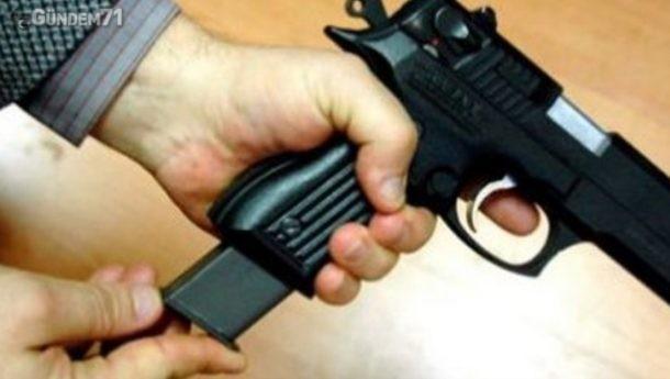 Kırıkkale'de Silahlı Kavga: 1 Kişi Öldü