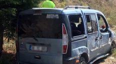 Trafik Kazası: 11 yaşındaki çocuk öldü, 5 kişi de yaralandı