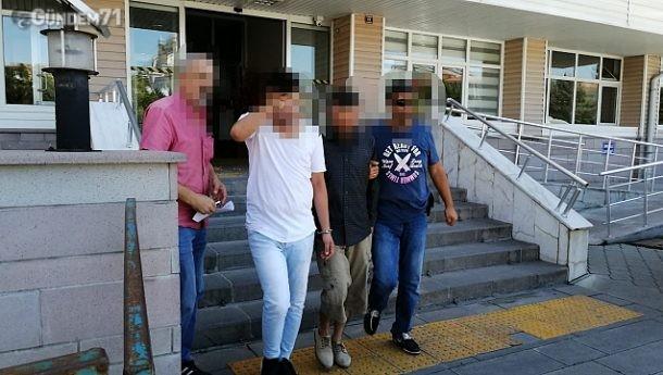 Uyşturucu Operasyonu: 5 Kişi Tutuklandı