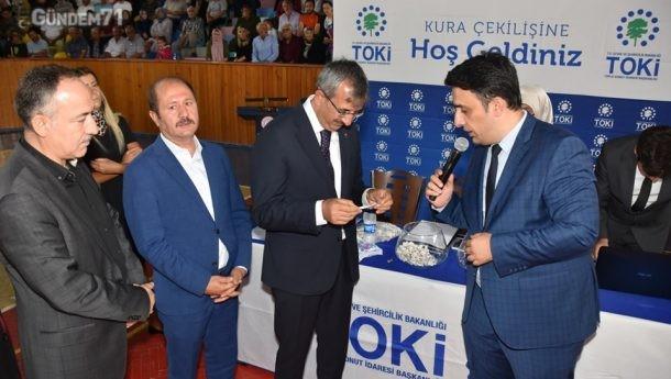 TOKİ Kırıkkale Yuva Mahallesi Kura Sonuçları Açıklandı 2019