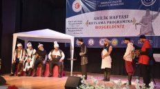 Kırıkkale'de Ahilik Haftası Kutlandı