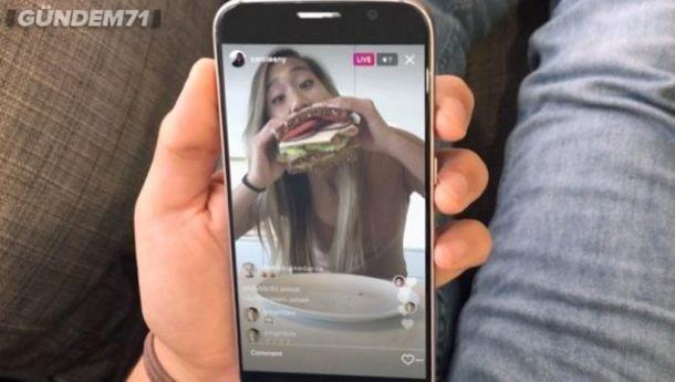 Instagram Canlı Yayından Atma Nasıl Yapılır?