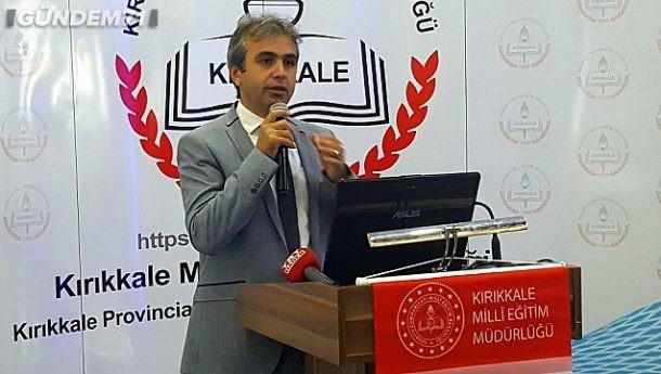 """Kırıkkale'de """"Eğitimde Başarı Çalıştayı"""" Başladı"""