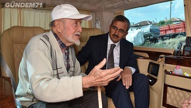 Kırıkkale Valisi Yunus Sezer, Kırıkkale İçin Gece Gündüz Çalışıyor
