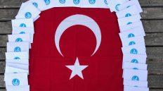 Kırıkkale Ülkü Ocakları Başkanlığı Mehmetçiklere Moral Mektubu Gönderdi