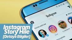 Instagram Story Hilesi