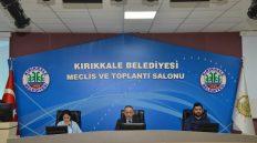 Kırıkkale Belediye Meclisinden Barış Pınarı Harekatı'na Destek