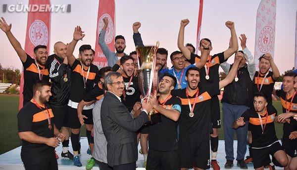 Kırıkkale Valilik Kupası: Muhafızlar'ın