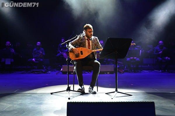 """neset 3 - """"Büyük Usta Ödülü"""" Keskinli Mahalli Sanatçı Metin Öge'ye Verildi"""