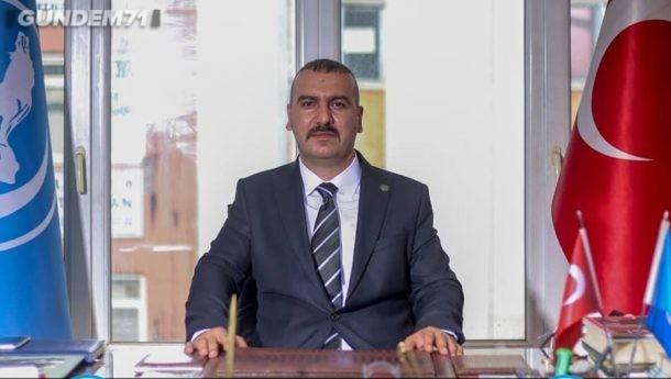 Kırıkkale Ülkü Ocakları Başkanı Kimdir?