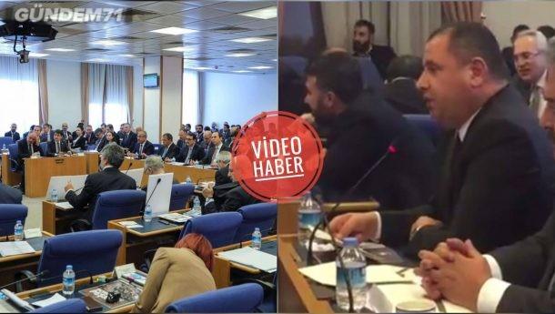 Halil Öztürk; Meclis Plan ve Bütçe Komisyonu'nda Adalet Bakanlığı Personelleri Hakkında Konuştu