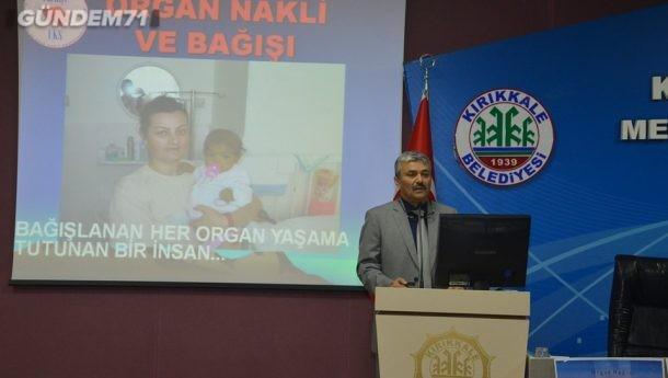 Kırıkkale Belediyesi'nde Hizmet İçi Eğitim Seminerleri Devam Ediyor