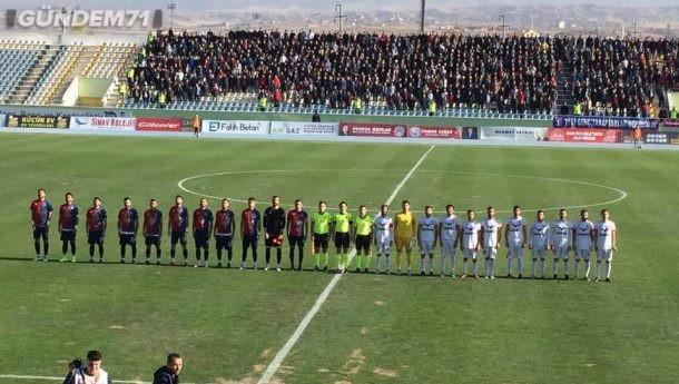 Kırıkkale Büyük Anadoluspor, Bartınspor'u 4-1 Yendi
