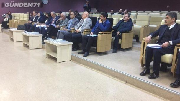 Kasım Ayı Belediye Meclis Toplantısı Gerçekleştirildi