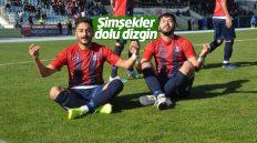Kırıkkale Büyük Anadoluspor, Devrek Belediyespor'u 2-1 Yendi
