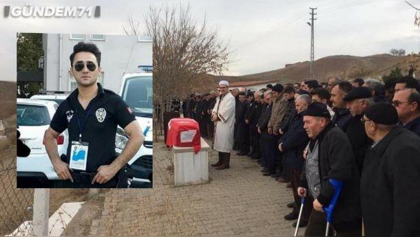 TBMM'de Görevli Polis Memuru Hemşehrimiz Son Yolculuğuna Uğurlandı
