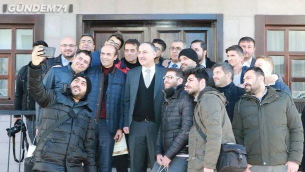 Başkan Saygılı Gazeteciler Gününü Kutladı
