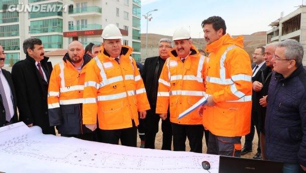Halil Öztürk'ten Yahşihan'a 90 Milyon TL'lik Altyapı Müjdesi