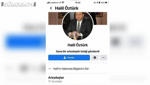 Kırıkkale'nin Sevilen Milletvekili Halil Öztürk Adına Sahte Hesap Açtılar