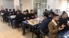 Mühimmat Fabrikası'nda İdlib Şehitleri İçin Kur'an Okutuldu