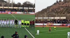 Kırıkkale Büyük Anadoluspor, Eskişehir Anadolu Üniversitesi'ni 2-0 Yendi