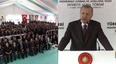 Cumhurbaşkanı Erdoğan, Kırıkkale TSK Mühimmat Ayırma ve Ayıklama Tesisi Açılışını Yaptı