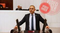 Ahmet Önal, TBMM'de Kırıkkale Sorunları Hakkında Konuştu