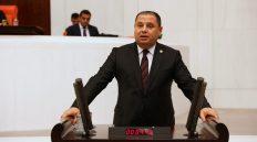 MHP'li Öztürk Şehit ve Gazi Sorunlarını TBMM Gündemine Getirdi