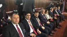 Halil Öztürk, Cumhurbaşkanı Recep Tayyip Erdoğan'a Pakistan'da Eşlik Etti