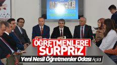 Yeni Nesil Öğretmenler Odası Kırıkkale'de Uygulanmaya Başlandı