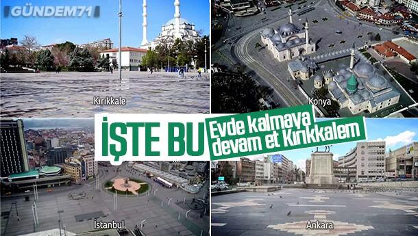 Bakan Koca'nın Paylaştığı Günün Kahramanları Videosunda Kırıkkale'de Yer Aldı