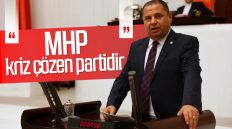 "Halil Öztürk; ""MHP Kriz Çözen Partidir"""