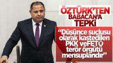 Halil Öztürk'ten Ali Babacan'ın Açıklamasına Tepki