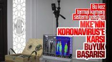 MKEK Koronavirüs'e Karşı Termal Kamera Sistemi Geliştirdi