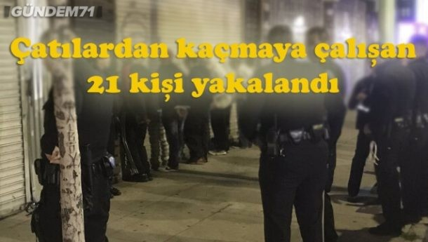 Kırıkkale'de Kumar Operasyonu; 23 Kişiye Ceza Kesildi