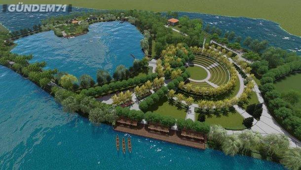 Kırıkkale Millet Bahçesi İhalesi Yapıldı