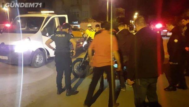 Kırıkkale'de Silahlı Kavga; 7 Kişi Yaralandı