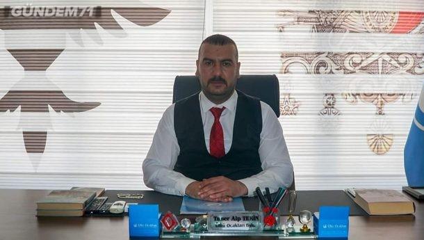 Kırıkkale Ülkü Ocaklarından Uyuşturucu Çıkışı