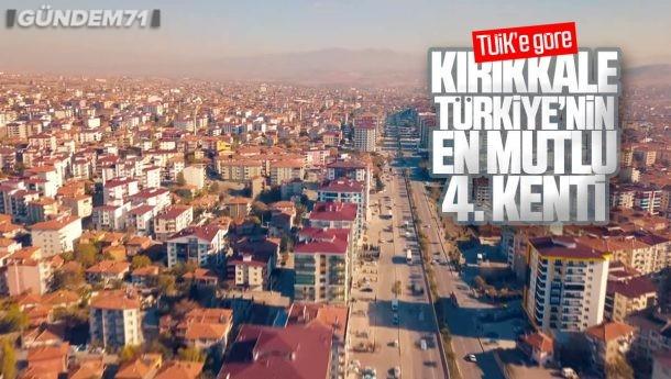 Türkiye'nin En Mutlu Şehirleri Listesi Açıklandı