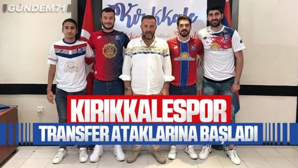 Kırıkkale Büyük Anadoluspor Transferlere Başladı