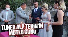 Ülkü Ocakları Kırıkkale İl Başkanı Tuner Alp Tekin'in Mutlu Günü