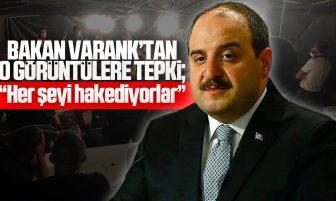 """Bakan Varank'tan Kırıkkale'de Kumar Oynarken Yakalananlara: """"Her şeyi hak ediyorlar"""""""